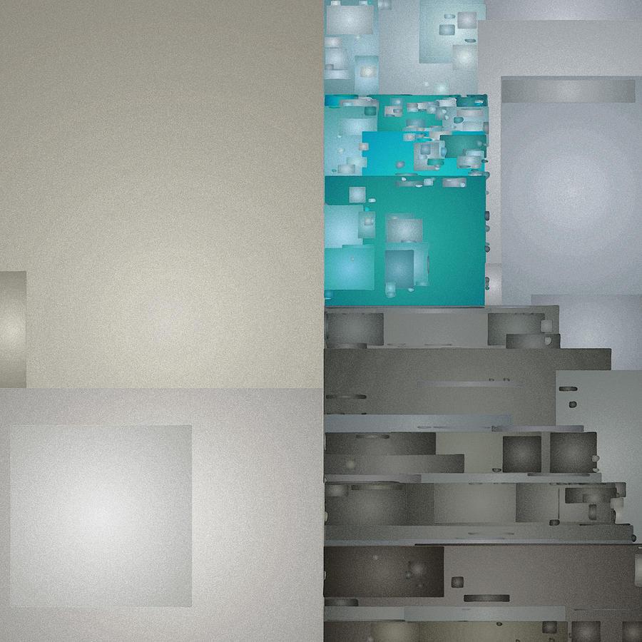 Digital Digital Art - Untitled by David Hansen