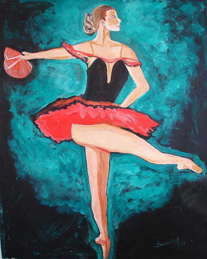Иллюстрации к балету кармен