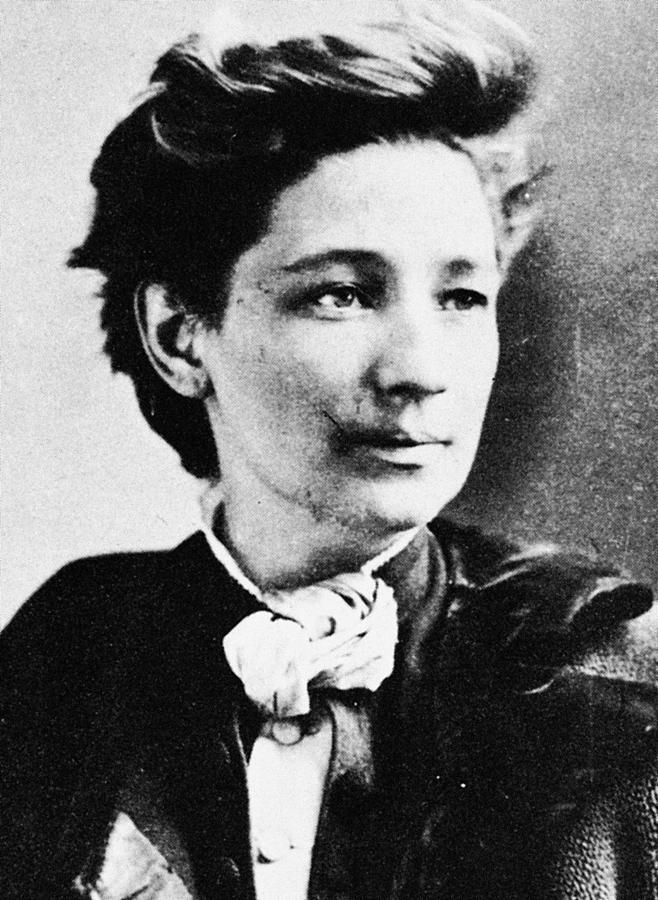 19th Century Photograph - Victoria Claflin Woodhull (1838-1927) by Granger
