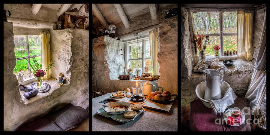 British Photograph - Victorian Cottage by Adrian Evans