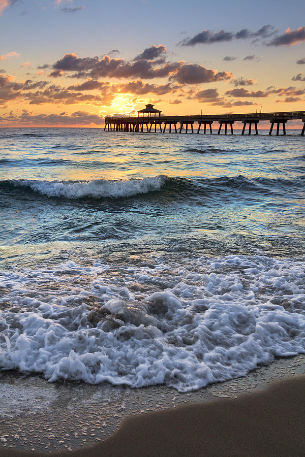 Clouds Photograph - Whipped Cream by Debra and Dave Vanderlaan