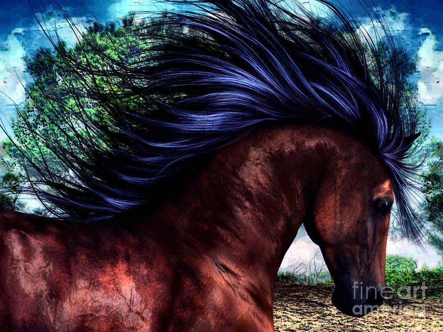 Rabid Horse Artwork Home Facebook - 600×450