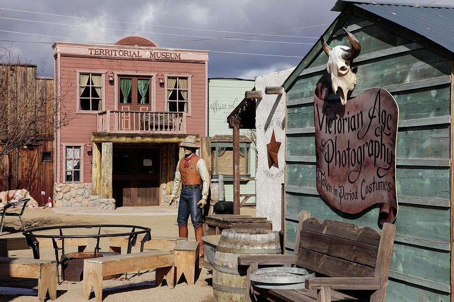 Americana Photograph - Williams, Arizona, United States by Julien Mcroberts