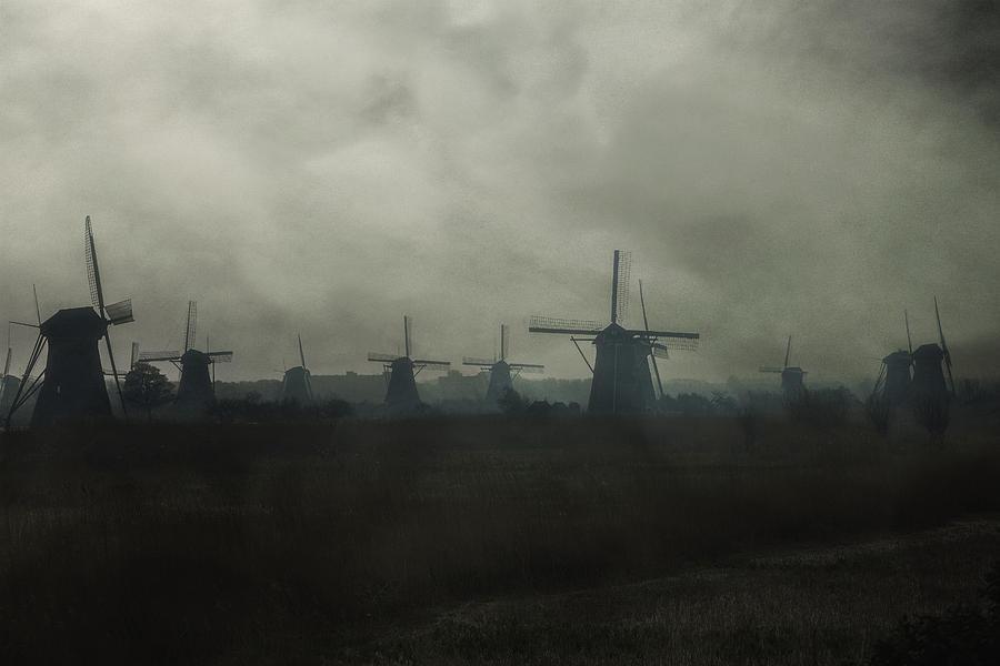 Mill Photograph - Windmills by Joana Kruse
