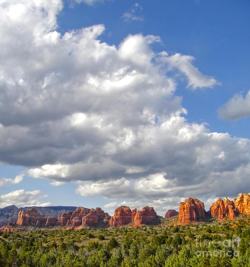 Sedona Arizona Photograph - Sedona Arizona by Gregory Dyer