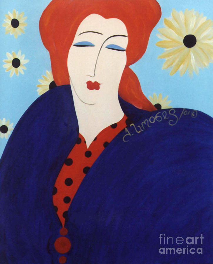 2001 Collection Painting by Jacquelinemari