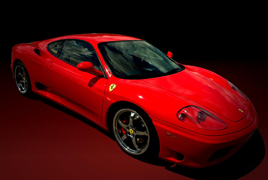 2004 Ferrari 360 Modena Photograph By Tim Mccullough