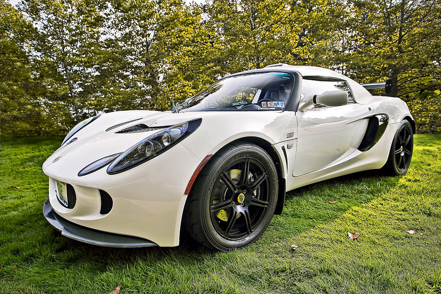 2008 Lotus Exige S 240 Photograph By Marcia Colelli