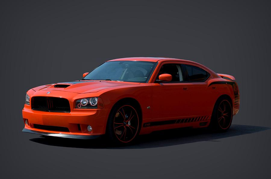 2009 Photograph - 2009 Dodge Srt8 Super Bee by Tim McCullough