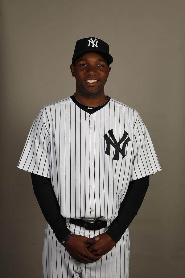 2010 Major League Baseball Photo Day Photograph by Robert Rogers