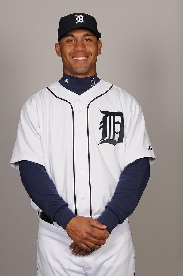 2010 Major League Baseball Photo Day Photograph by Tony Firriolo