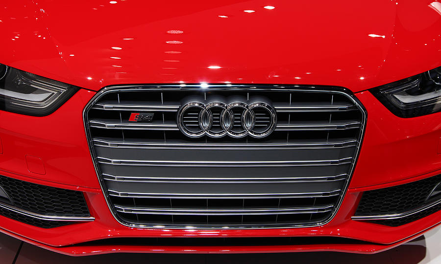 2013 Audi S4 Front Grille