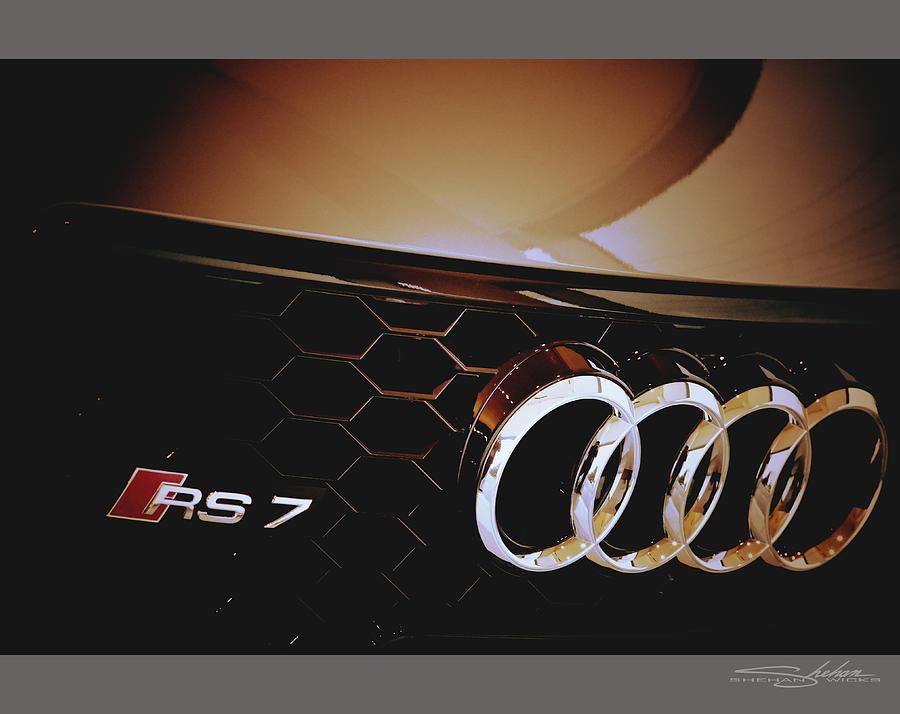 2014 Audi Rs7 Logo