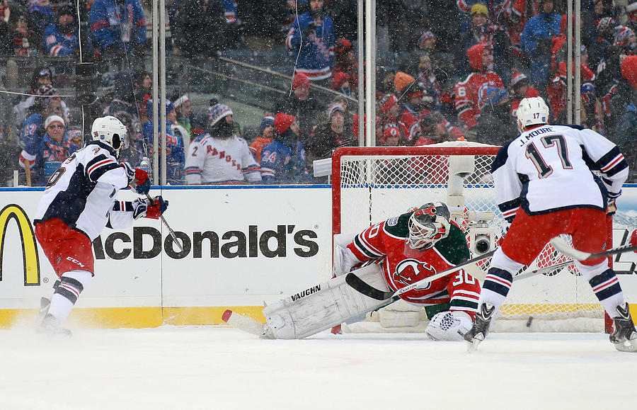more photos 0caf7 ac6bb 2014 Coors Light Nhl Stadium Series - New York Rangers V New Jersey Devils  by Dave Sandford