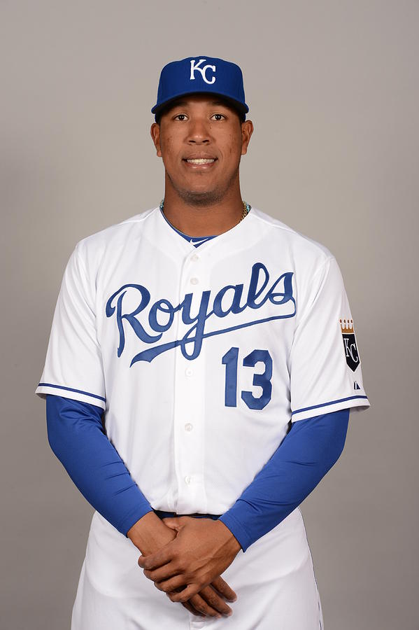 2014 Kansas City Royals Photo Day 2014 Photograph by Robert Binder