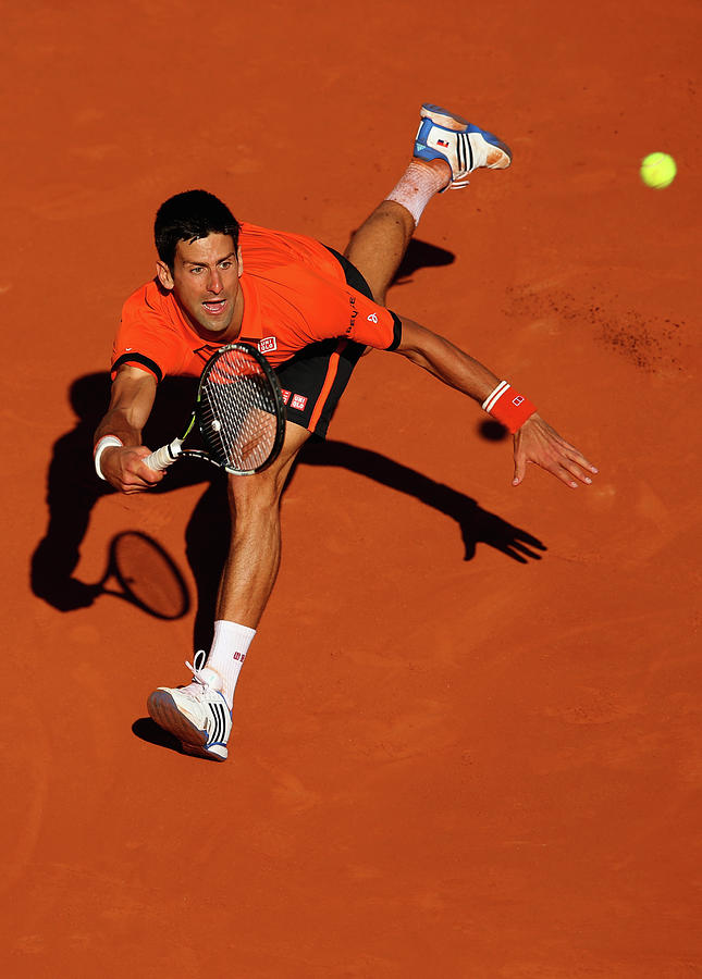 2015 French Open - Day Fifteen Photograph by Clive Brunskill