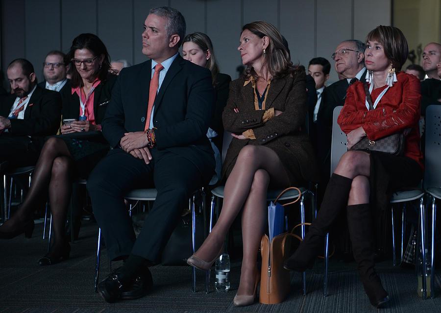 2018 Concordia Americas Summit - Day 2 Photograph by Gabriel Aponte