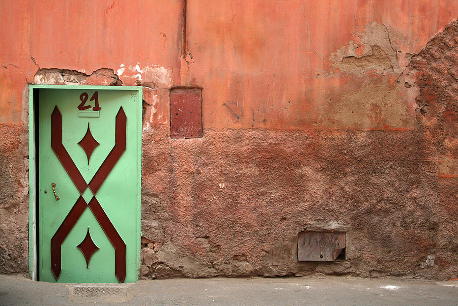 Morocco Photograph - 21 Jump Street by A Rey