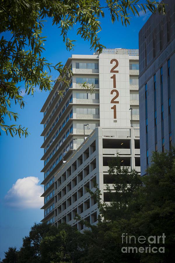 Ken Photograph - 2121 Building by Ken Johnson
