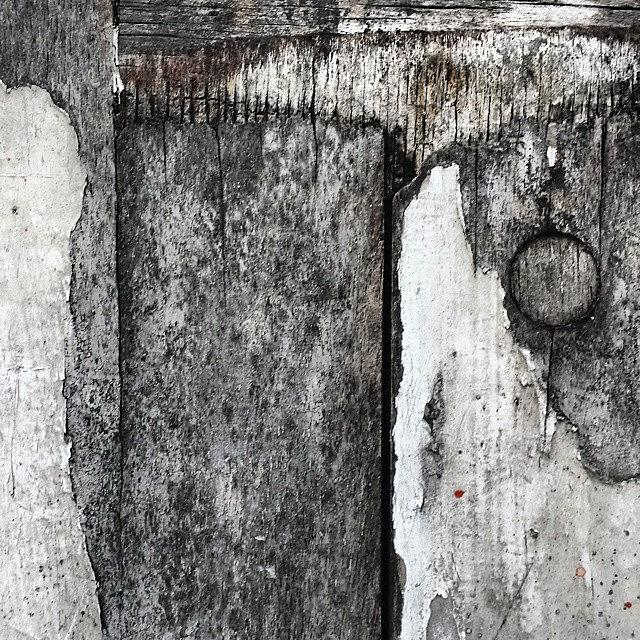 Beautiful Photograph - Wood on the Wall by J Roustie