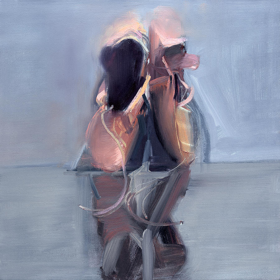 Ballet Painting - Rcnpaintings.com by Chris N Rohrbach