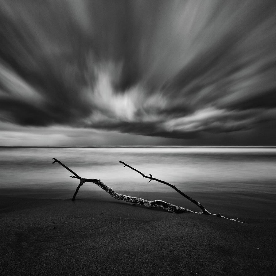 Landscape Photograph - Untitled by Massimo Della Latta