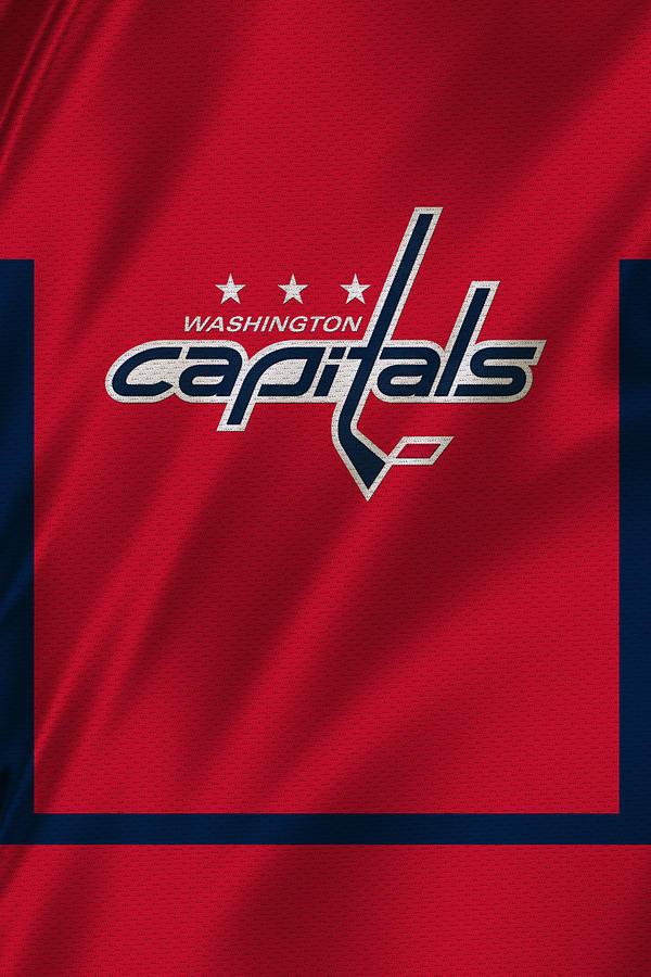 Capitals Photograph - Washington Capitals by Joe Hamilton