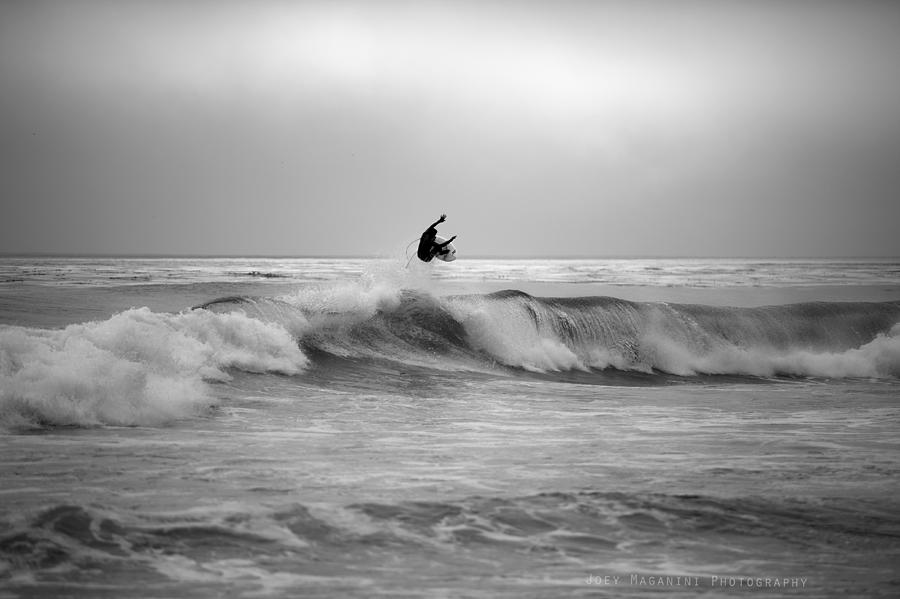 Surfing Photograph - 25 by Joey  Maganini