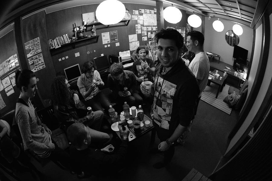 Khaosan Tokyo Ninja Photograph - Kttp by Ryan Routt