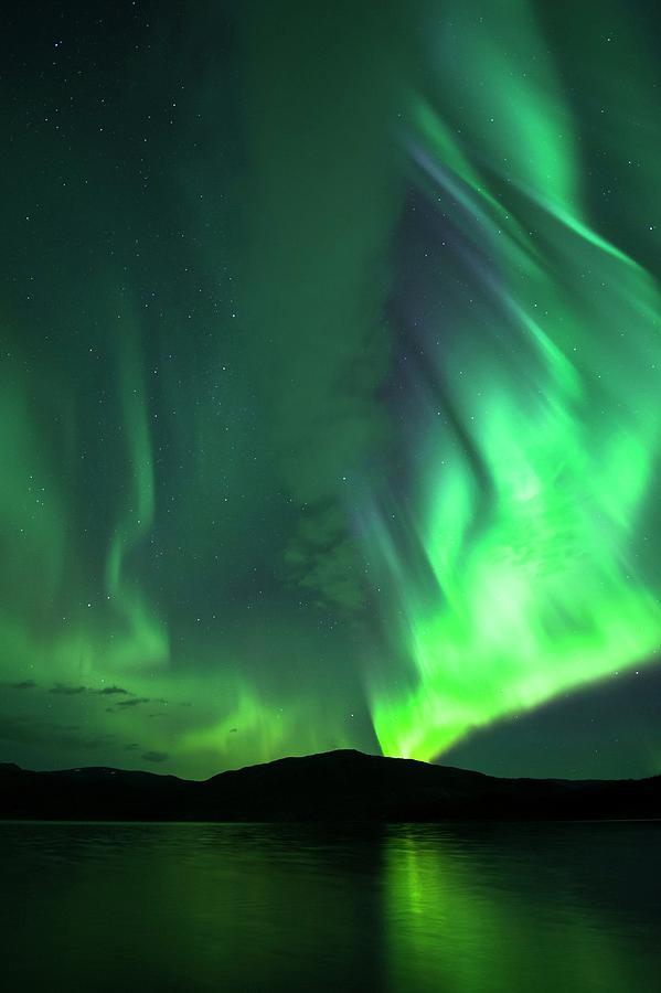 Nobody Photograph - Aurora Borealis by Tommy Eliassen