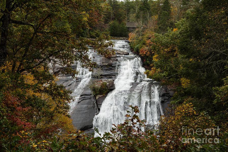 High Falls Photograph - 2757 High Falls by Stephen Parker