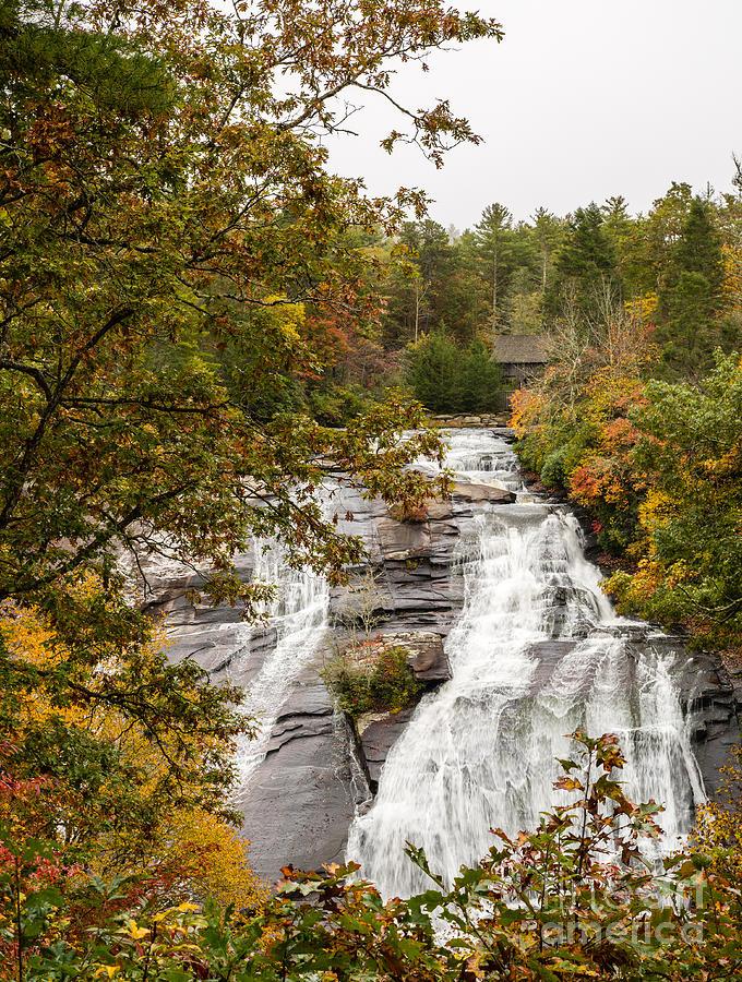 High Falls Photograph - 2759 High Falls by Stephen Parker