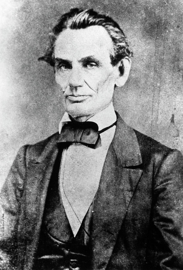 1860 Photograph - Abraham Lincoln (1809-1865) by Granger