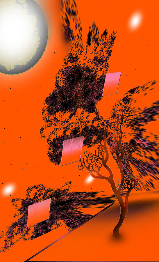 281020131954 Digital Art by Oleg Trifonov