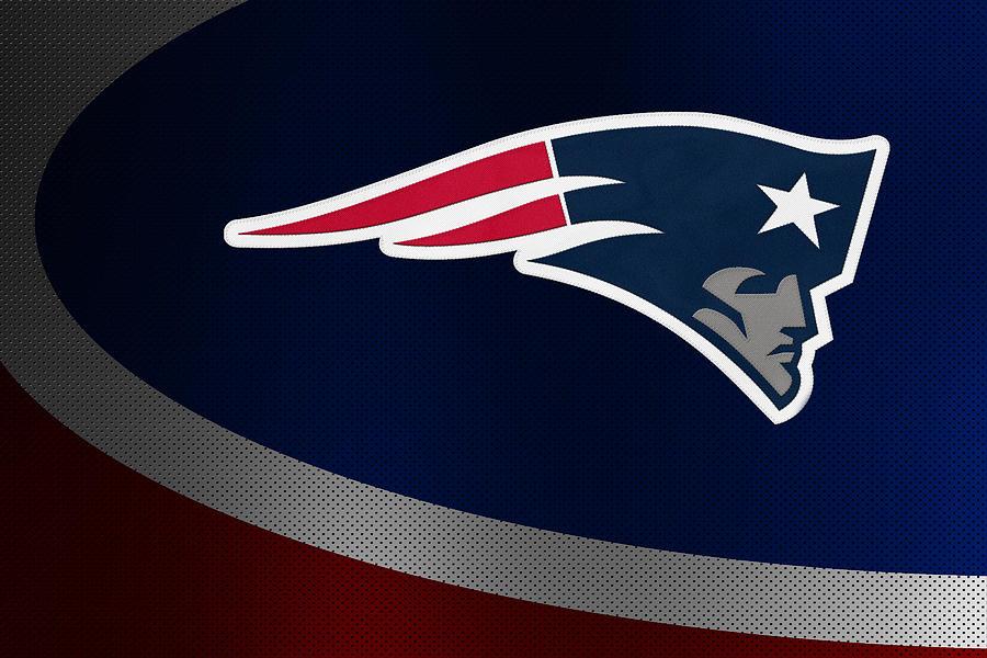Patriots Photograph - New England Patriots by Joe Hamilton