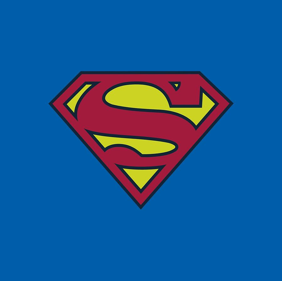 Superman Digital Art -  by Brand A