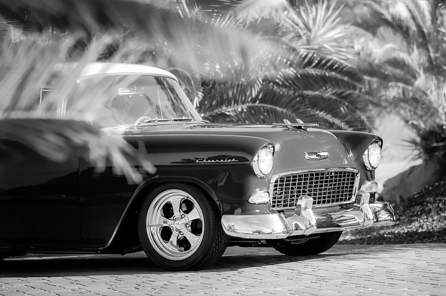 1955 Chevrolet 210 Photograph - 1955 Chevrolet 210 by Jill Reger