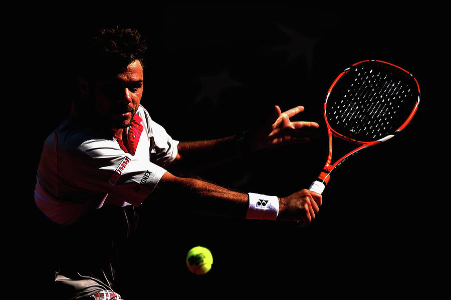 2015 French Open - Day Fifteen Photograph by Dan Istitene