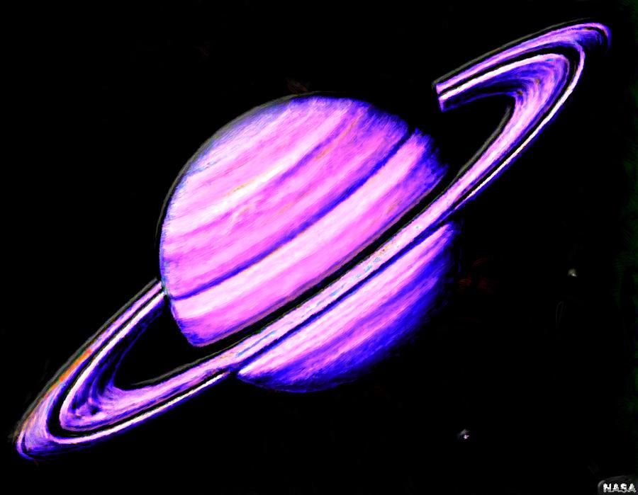 сатурн рисунок цветной луганске