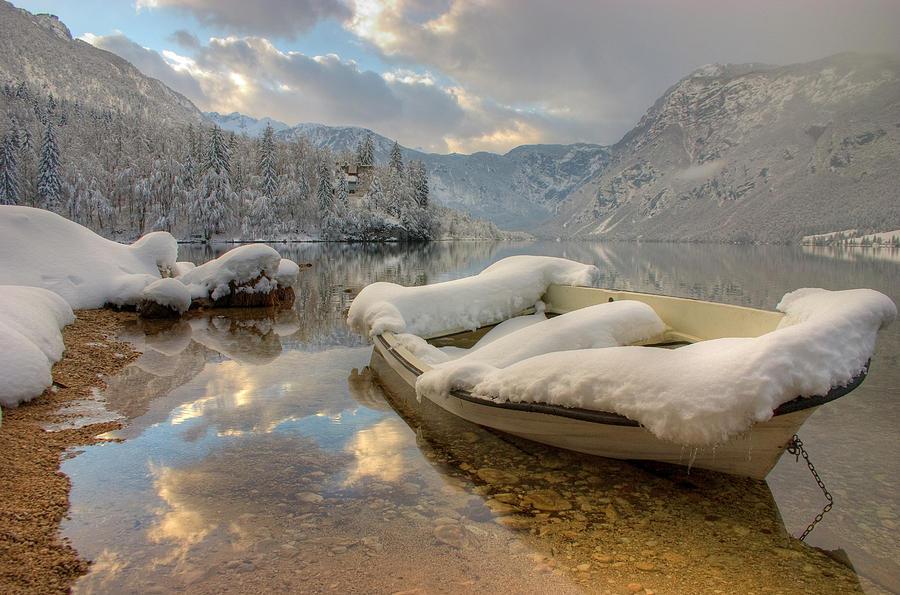 Slovenia Photograph - Alpine Clarity by Ian Middleton