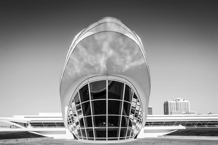 Museum Photograph - Art Museum Milwaukee by Chris Smith