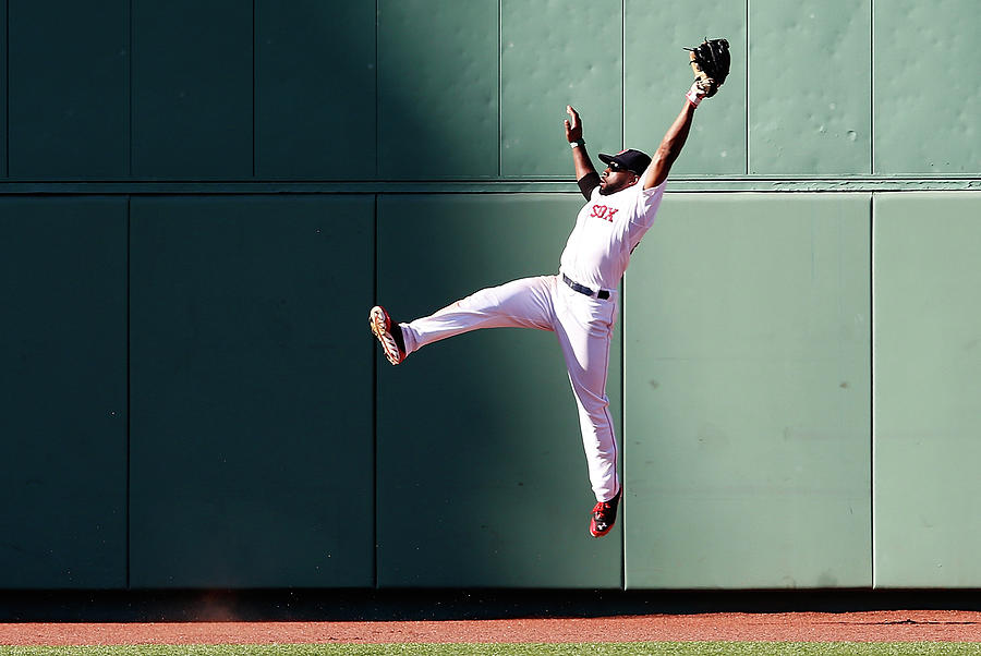 Baltimore Orioles V Boston Red Sox 3 Photograph by Jim Rogash