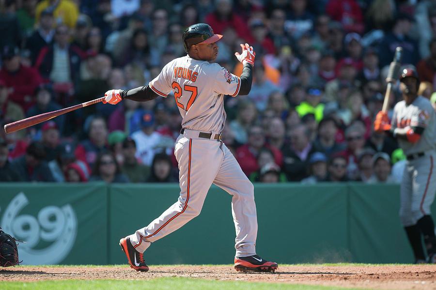 Baltimore Orioles V Boston Red Sox 3 Photograph by Rob Tringali