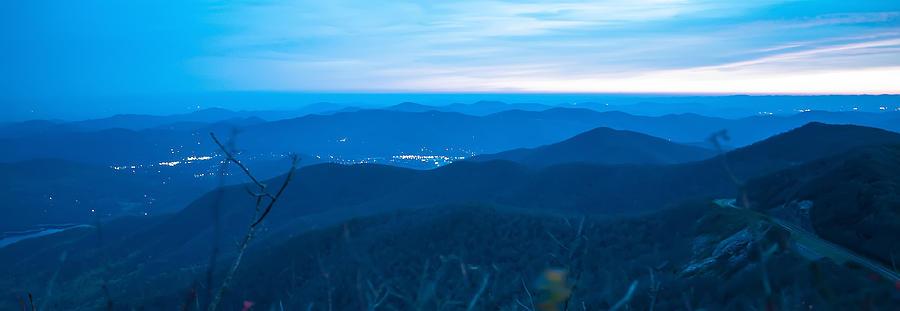 Blue Ridge Parkway Photograph