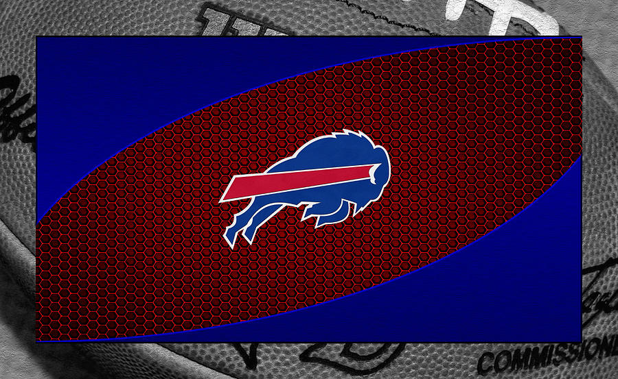 Bills Photograph - Buffalo Bills by Joe Hamilton