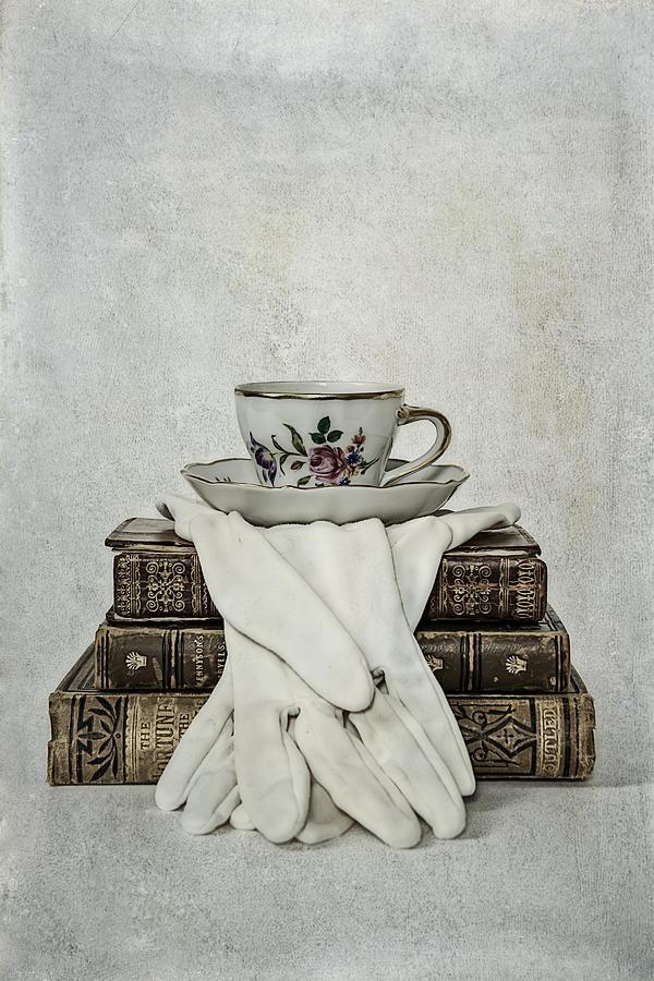 Cup Photograph - Coffee Time by Joana Kruse