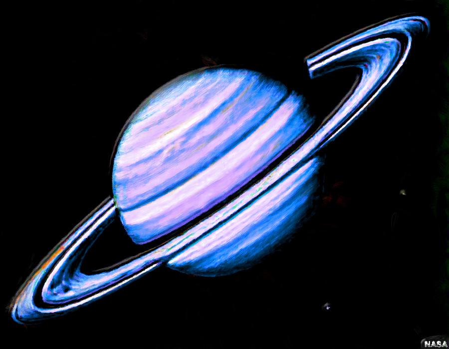 уфе сатурн рисунок карандашом цветной деталь