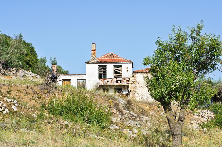 Derelict House Photograph