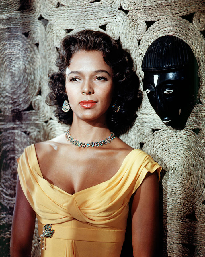 Dorothy Dandridge Photograph - Dorothy Dandridge by Silver Screen