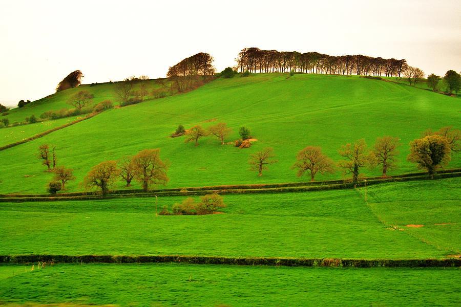 English Countryside Photograph